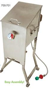 Bayou Classic 700-701 4 Gallon Bayou Fryer