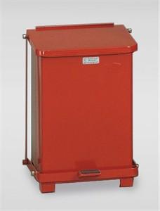 Defender ST7 7 Gallon Medical Waste Step Trash Can
