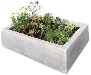 Dekorra 210 Simulated Stone Raised Garden Box