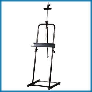 Deluxe Painting Easel