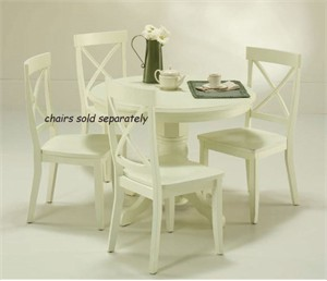 Homestyles 5177-30 Round Pedestal Dining Table