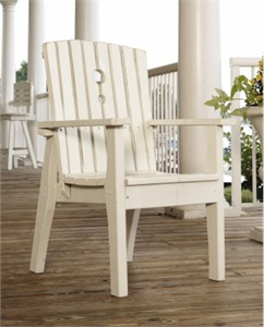 Uwharrie B075 Outdoor Dining Chair