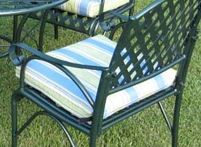 Cushions for Wrought Iron Dining Chairs