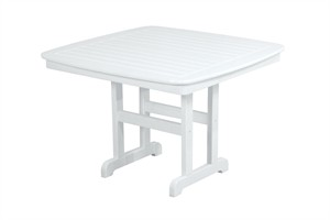 "POLYWOOD NCT44 Nautical 44"" Dining Table"
