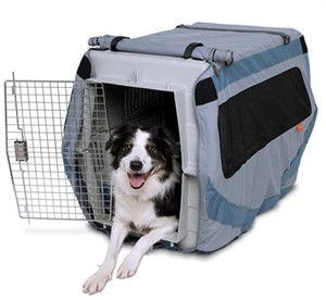 DogAbout Kennel Jacket / Crate Cover