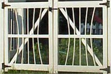 Dura Trel 11146 Courtyard Gate Kit
