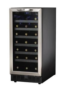 Danby DWC1534BLS Silhouette wine cooler