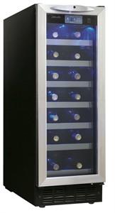 Danby DWC276BLS built in compact wine cooler