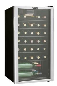 Danby DWC350BLPA wine cooler