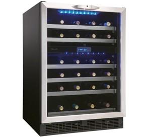 Danby DWC518BLS wine chiller