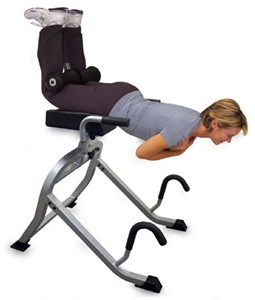 Teeter Hang Ups DEX II Decompression and Extension Inversion Machine