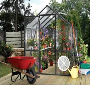 EasyGrow 6x8 Backyard Greenhouse