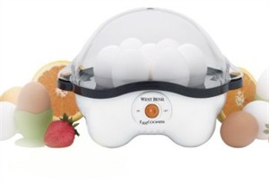 West Bend 86628 Electric Egg Cooker