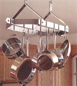 Enclume PR21SS  Century Stainless Steel Cookware Rack