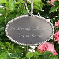 Personalized Engraved Tree Tag