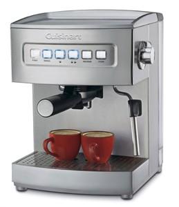 Cuisinart EM-200 Programmable Espresso Maker