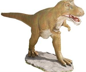 Tyrannosaurus Rex Dinosaur Garden Statue
