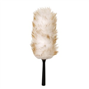 Mr. LongArm 0730 Natural Lambs Wool Duster Attachment
