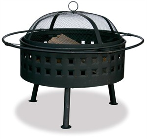 Uniflame WAD997SP Outdoor Fire Bowl