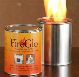 Fireglo Alcohol Gel Fuel