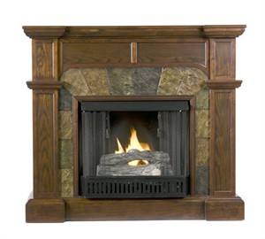 Holly & Martin 37-081-031-0-12 Gel Fuel Ventless Fireplace