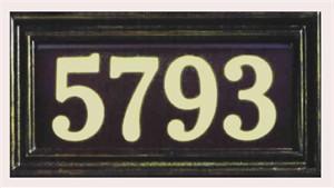 Whitehall 5695 Illuminator Address Marker