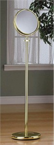 Adjustable Height Floor Standing Mirror
