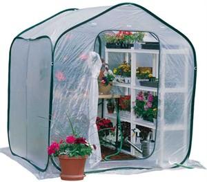 FlowerHouse FHSP300 SpringHouse Portable Greenhouse