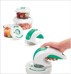 VacuFresh 150 Handheld Vacuum Food Storage System