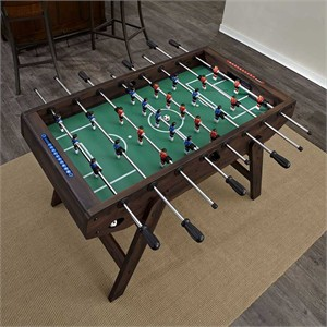 Deluxe Foosball Game Table