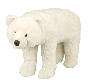 Polar Bear Footrest