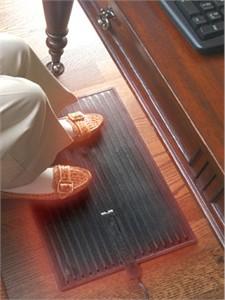 Cozy Footwarmer Heated Floor Mat