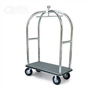 Forbes 2528 Birdcage Style Bellman's Cart