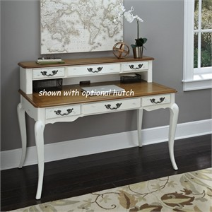 French Country Executive Desk