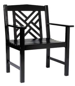 Fretwork Armchair