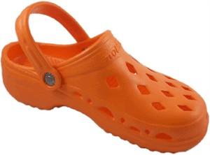 NothinZ Orange Clog