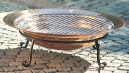 Copper Firepit