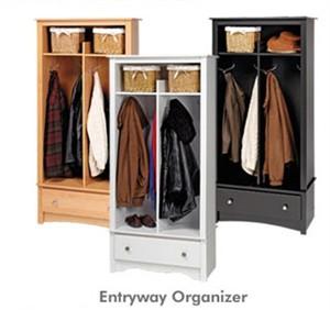 Entryway Organizer