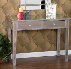 Holly & Martin 01-172-016-5-21 Mirrored Console Table