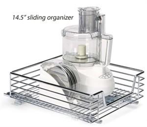 """Design Trend C1517-1 / C1521-1  14.75"""" Sliding Organizer"""