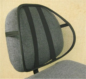 Ortho Cool Mesh Back Support Cushion