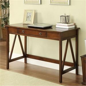Linon 86154ATOB-01-KD-U Titian Desk