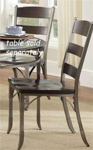 HomeStyles 5052-802 Bordeaux Dining Chairs