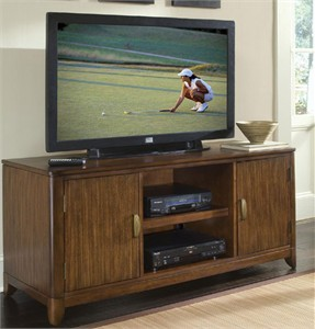 Homestyles 5540-12 Entertainment Stand