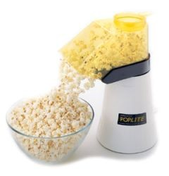 Popcorn Poppers : PopLite Hot Air Corn Popper