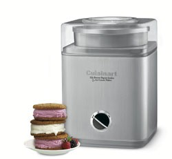 Cuisinart ICE-30BC Pure Indulgence Ice Cream Maker
