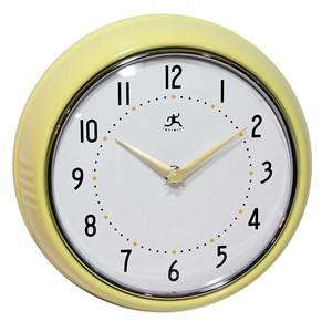 Infinity 10940 Retro Wall Clock
