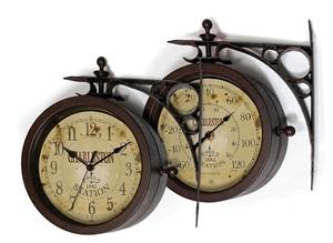 Infinity 12430CT-RUV2 Charleston Outdoor Clock
