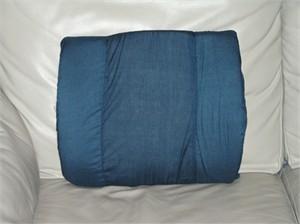 Lumbar Pillow with Memory Foam