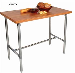 John Boos Cucina Americana Classico Wood Top